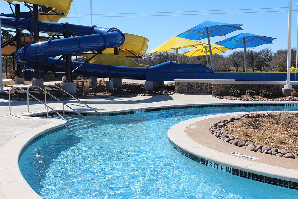 Chisholm Park Family Aquatic Center Dunaway Associates